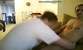 hidden cam cheater blowjob