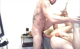 I want your ass tastes my fat cock