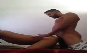 My uncle loves to put his cock in my tight ass