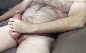 Huge bear girthy monstruous cock bear
