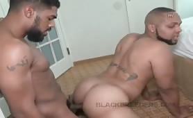 Real hot bottom getting his ass bang hard
